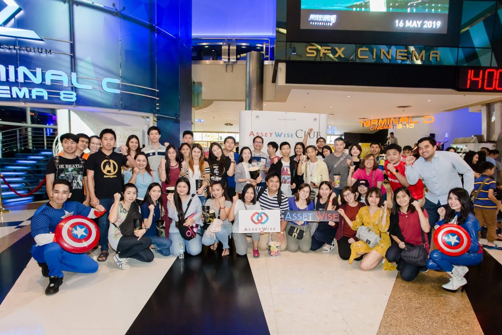 รวมภาพกิจกรรม Happy Movie Day ครั้งที่ 3 กับภาพยนตร์เรื่อง The Avenger Endgame