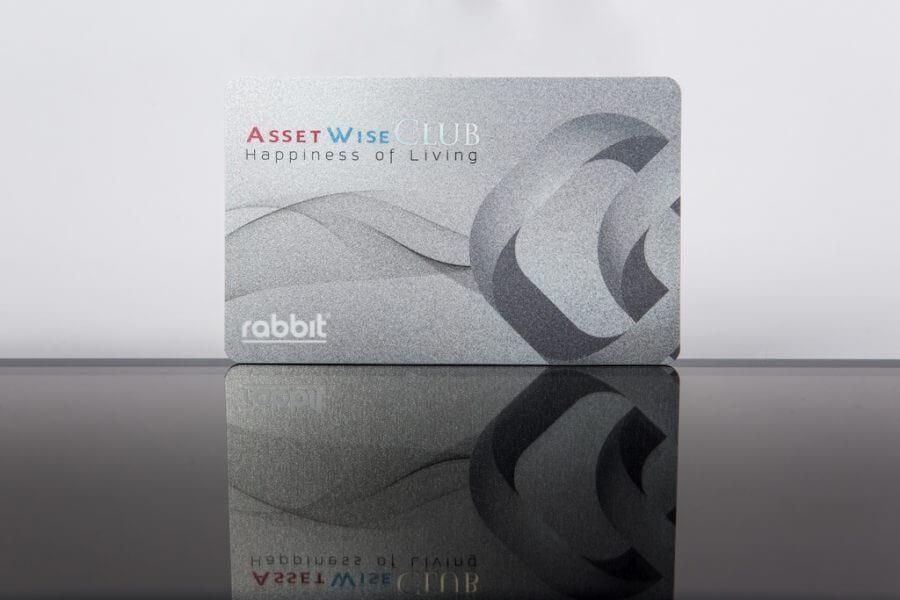 สิทธิพิเศษจากบัตร Rabbit สำหรับบัตร Assetwise Club
