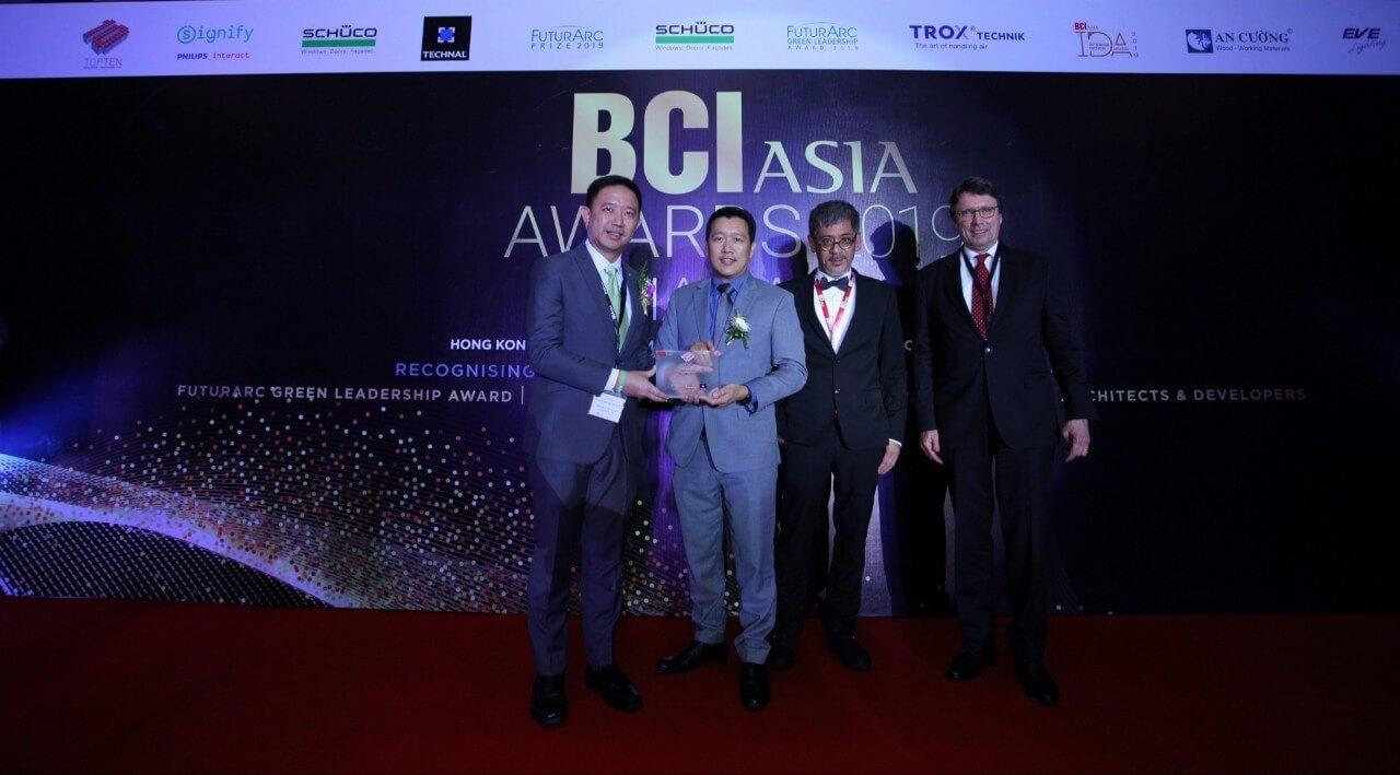 """""""แอสเซทไวส์"""" คว้ารางวัล Top 10 Developer จากเวทีใหญ่ระดับเอเชีย """"BCI ASIA AWARDS 2019"""""""