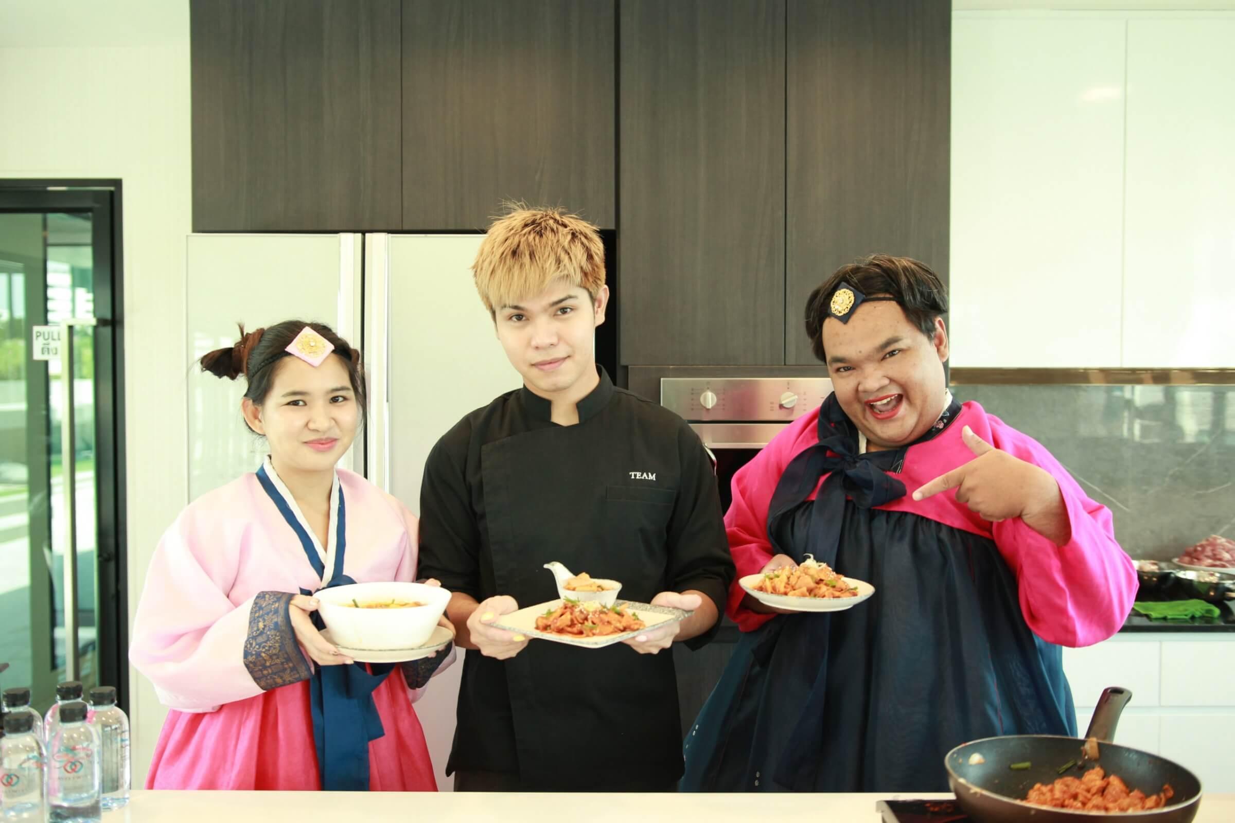 Wonderful Sunday (Cooking Simple  Korean)